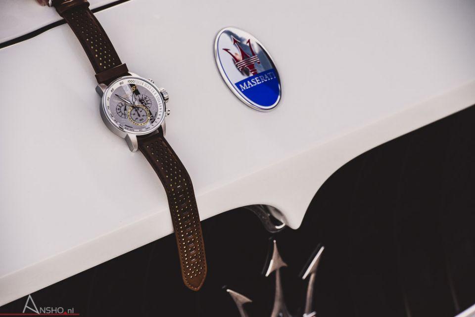 Renamo Exclusive car transport over Invicta horloges