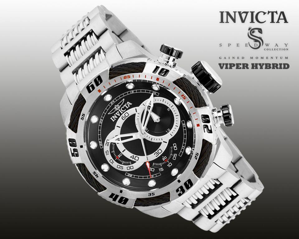 Invicta Speedway Viper Hybrid