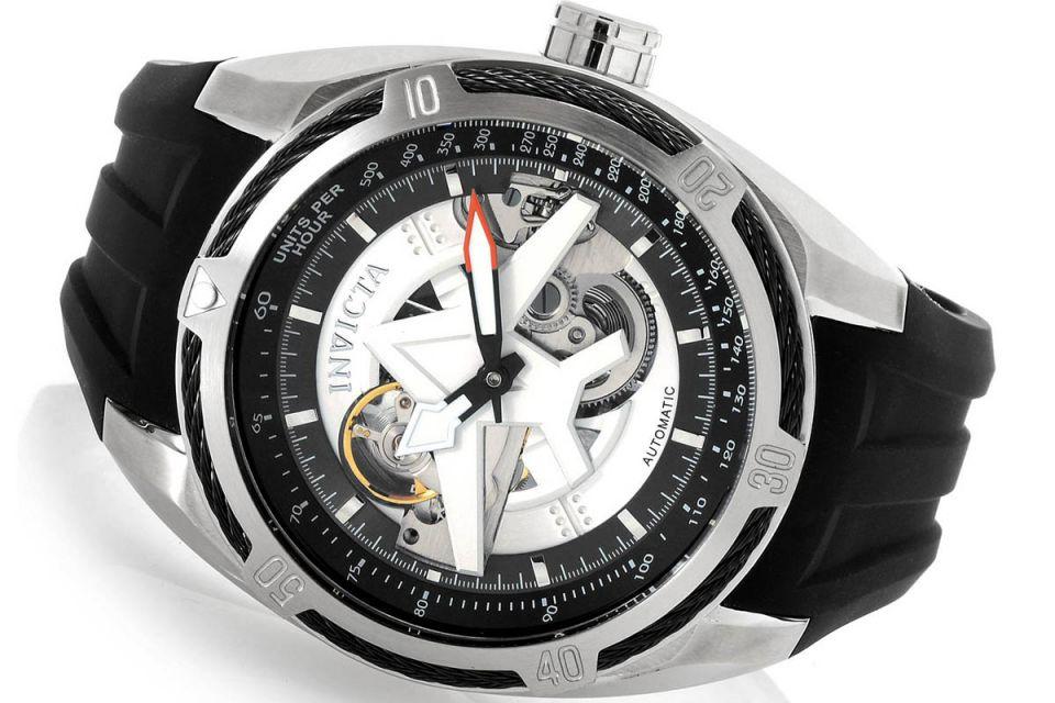 Nieuwe horloges in de Invicta Aviator Series
