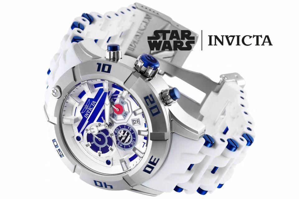 Waarom zou ik een Invicta Star Wars horloge kopen?
