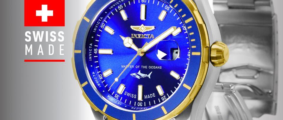 Zwitserse horloges voor de laagste prijs in de markt!