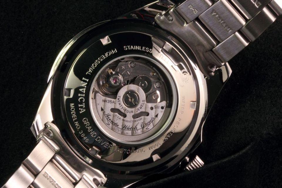Automatisch horloge